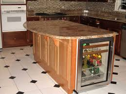 kitchen island with refrigerator outstanding kitchen island with wine fridge inspirations including