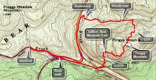 catskill hiker bear mt harriman trails