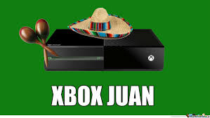 Xbox Memes - xbox juan by antoniock91 meme center