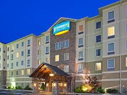 Oak Ridge Tennessee Map by Oak Ridge Hotels Staybridge Suites Knoxville Oak Ridge Extended