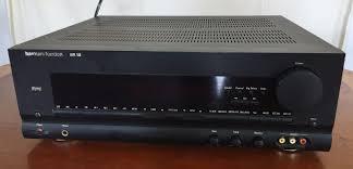harman kardon home theater system harmon kardon avr 100 home theater receiver 5 1 channel 200 watts