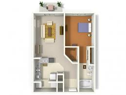 Sycamore Floor Plan 1 Bed 1 Bath Apartment In Portsmouth Va The Myrtles At Olde