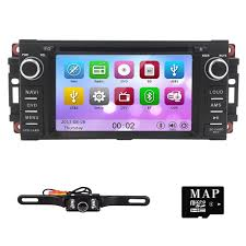 amazon com hizpo car stereo gps dvd player for dodge ram