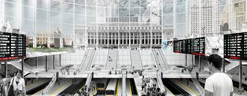 Penn Station Floor Plan by Vishaan Chakrabarti Proposes To Overhaul Ny U0027s Penn Station
