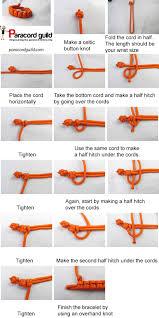 bracelet knots paracord images Cow hitch paracord bracelet paracord guild jpg