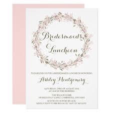 luncheon invitation bridal luncheon invitations bridal shower unique bridal shower