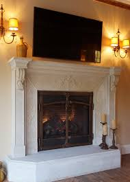 tuscany fireplace fireplaces unilock 17 best tuscan inspirations