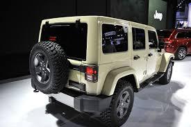 cod jeep black ops edition nyias 2011 jeep wrangler mojave live photos autoevolution