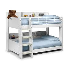 Bunk Bed With Mattress White Bunk Beds With Mattresses Co Uk