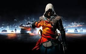 Ac4 Black Flag Assassin Battlefield Black Flag Style Creed Assassins Creed 4