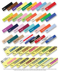 ribbon holders custom name badge ribbons conference ribbons w your imprint