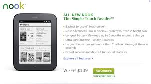 nook for android barnes and noble unveils the next nook 2 months of battery