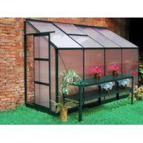 destockage serre de jardin serre jardin polycarbonate 9m2 achat serre jardin polycarbonate
