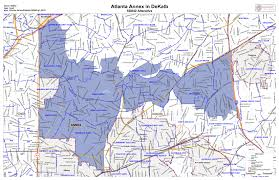 Atlanta Maps by Druid Hills Civic Association