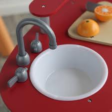 Play Kitchen Sink by Melissa U0026 Doug Cook U0027s Corner Wooden Play Kitchen Review We Love