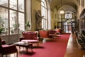 Palazzo Front Desk Hotel Palazzo Magnani Feroni Florence Italy Booking Com