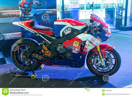 motor honda cbr honda cbr motorcycle editorial stock photo image 44086043