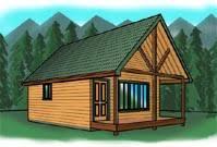 free cabin blueprints plan for 16x24 cabin ideal cabin cabin log
