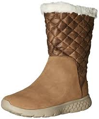 skechers womens boots uk skechers s on the go 400 snugly ankle boots amazon co uk