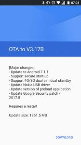 android security update android may security update out for nokia 6 nokiamob