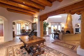 santa fe style homes unparalleled southwestern santa fe style residence arizona luxury
