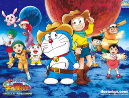 wallpaper doraemon the movie 02 nobita s record of spaceblazer doraemon wiki theo pinterest