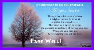bid farewell it s difficult to bid farewell free luck ecards 123 greetings