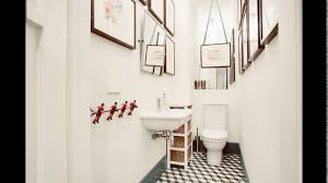 small long narrow bathroom design youtube