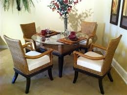 rattan dining room furniture indoor with indoor wicker dining room