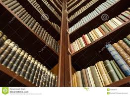 corner bookshelf low angle stock photo image 43633012