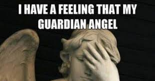 Angel Meme - my guardian angel meme picture webfail fail pictures and