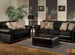 Living Room Decorating Ideas With Black Leather Furniture Black Leather Furniture Living Room Ideas Nurani Org