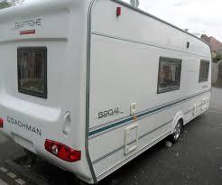 5 Berth Caravan With Awning Coachman Pastiche Caravans For Sale C4caravans