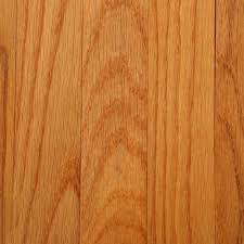 Bruce Hardwood Laminate Floor Cleaner Bruce 3 4 In X 2 1 4 In Butterscotch Oak 20 Sq Ft Ahs626 The