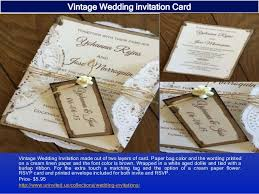 vintage wedding invitations cheap cheap wedding invitations