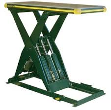 Pallet Lift Table by Hydraulic Scissor Lift Table With 24