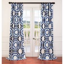 Patterned Curtains And Drapes Geometric Curtains U0026 Drapes Shop The Best Deals For Nov 2017