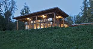 shed roof homes and sustainable home in washington state casa della
