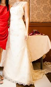 Preowned Wedding Dress Preloved Customade Evening Gown Wedding Gown How I Met My