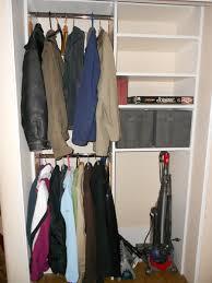 Cleaning Closet Ideas Coat Closet Organization Ideas Closet Factory St Louis Coat
