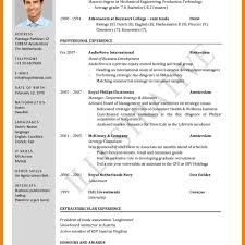 standard format resume 6 standard cv format free janitor resume with resume