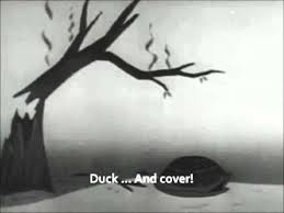 Countdown Deborah Wiles Quizzes Bert The Turtle Duck And Cover 1951 Bert The Turtle Became A