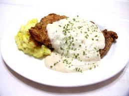 chicken fried steak with white gravy youtube