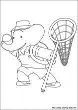 86 babar coloring pages images colouring pages