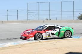 Ferrari 458 Challenge - ferrari racing days at laguna seca features 458 challenge fxx f1