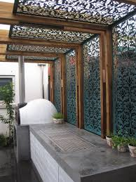 Outdoor Privacy Screens For Backyards Best 25 Shade Screen Ideas On Pinterest Outdoor Screens Asian