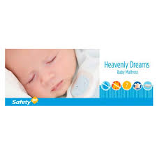 Safety 1st Heavenly Dreams Crib Mattress Safety 1st Heavenly Dreams White Crib Mattress Nursery World