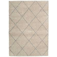 Nourison Kitchen Rugs Nourison Brisbane Shag Ash 5 Ft X 7 Ft Area Rug 291172 The