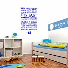 Decoration Hunting Wall Decals Home by Decorative Poster Picture More Detailed Picture About Star Wars