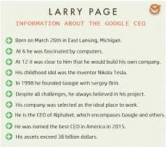 quotes about learning valuable lessons 10 business lesson from the google ceo larry page